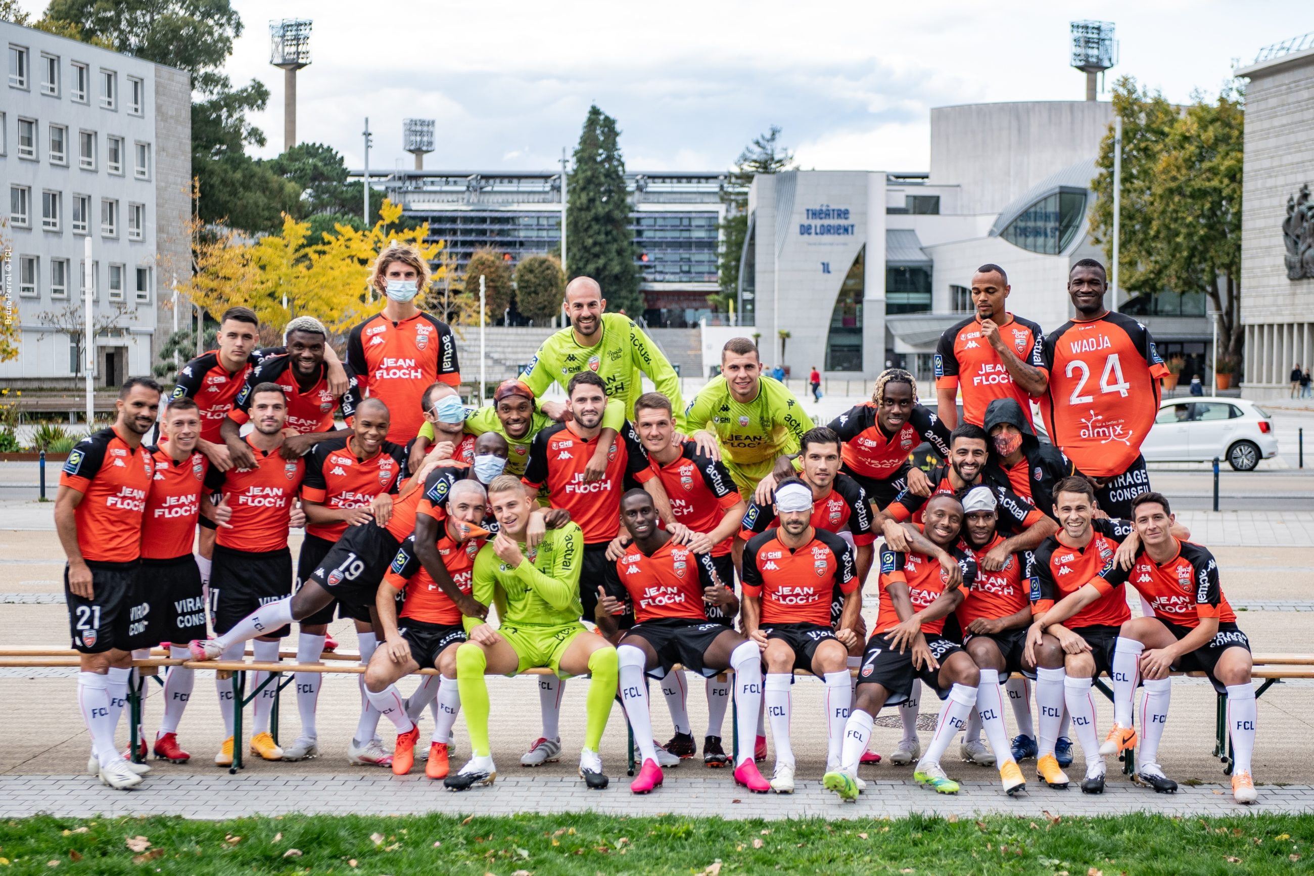 Photo Officielle 2020 - FC Lorient -_-10_3993x2662